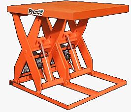 Presto XL48D-80 Dual Scissor Lift Table