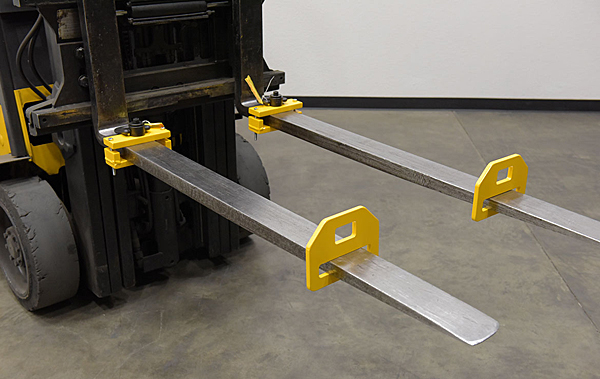 Vestil FTDC-6-4400 Forklift Tie Down Clamps