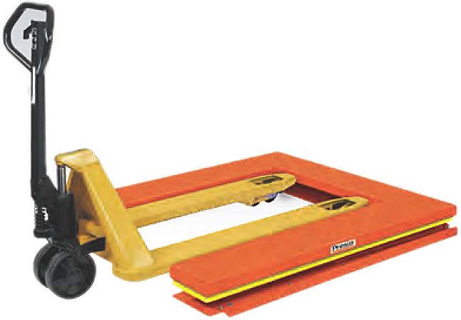 Presto UL32-22 Pallet Positioner