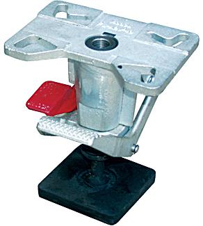 Vestil FL-ADJ-810 Adjustable Floor Lock