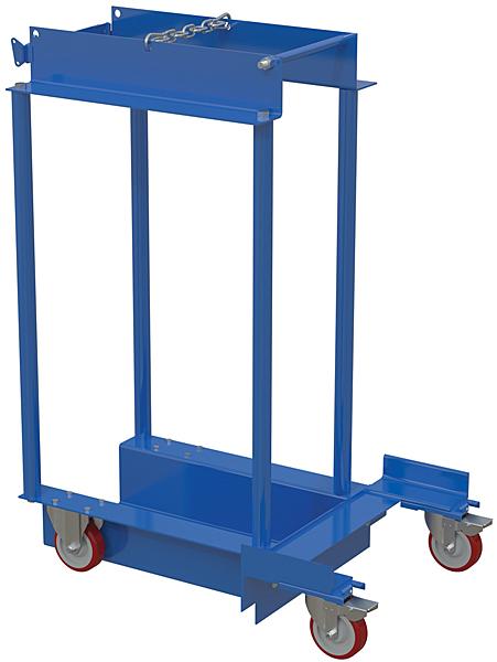 Vestil PJ-TRUCK-2 Pallet Truck Cylinder Cart