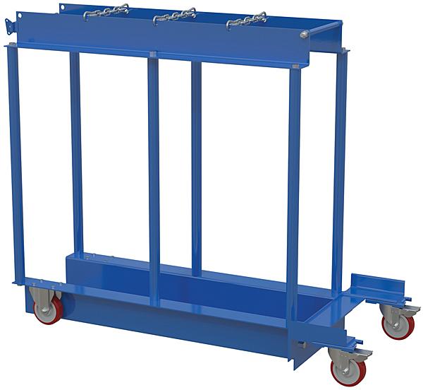 Vestil PJ-TRUCK-4 Pallet Truck Cylinder Cart