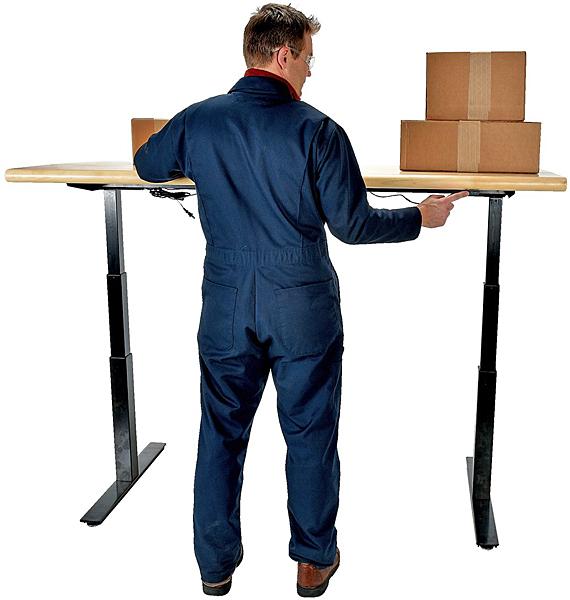 Vestil EAH-3672-MT Work Table