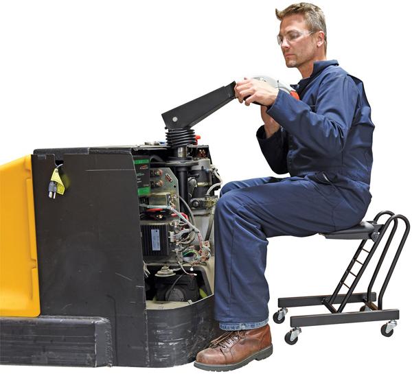 Vestil CPRO-100 Workshop Chair