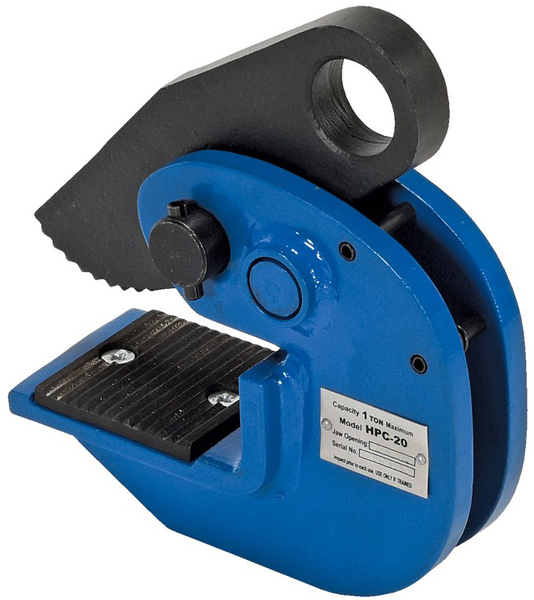 Vestil HPC-20 Horizontal Lifting Clamp