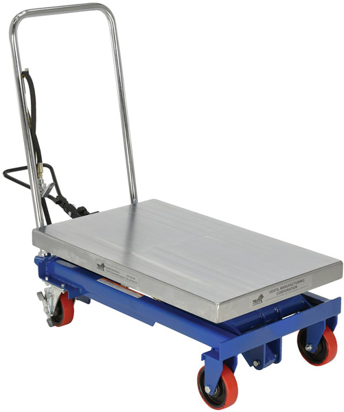 Vestil AIR-1000 Pneumatic Lift Cart