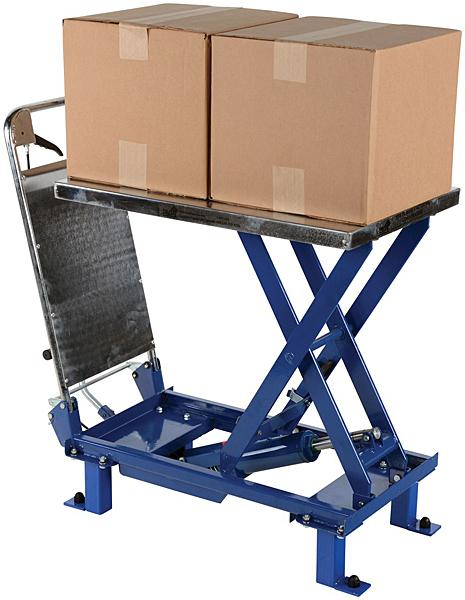 Vestil SCTAB-400 Manual Lift Table