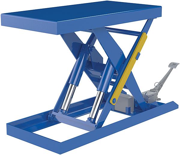 SCTAB-2500-2040-FP Manual Lift Table