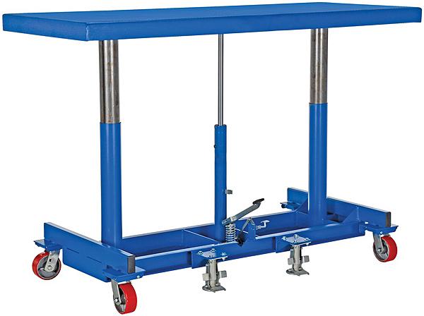 Vestil LDLT-3060 Long Deck Cart