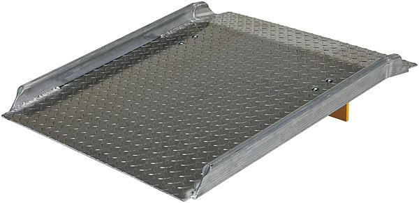 Vestil AHTD-3036 Aluminum Hand Truck Dock Board