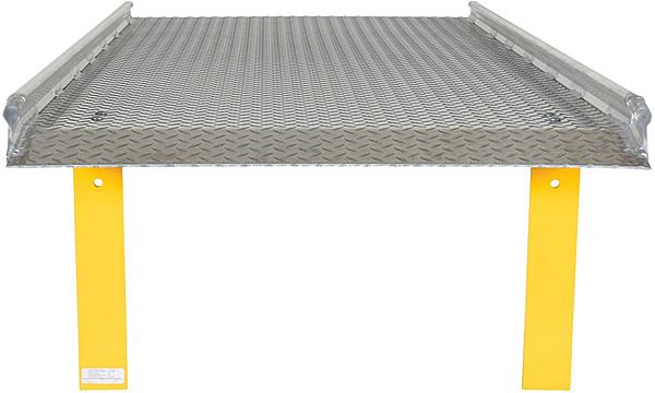 Vestil AHTD-3696 Aluminum Hand Truck Dock Board