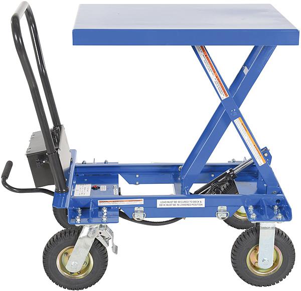 Vestil CART-PN-400 All Terrain Lift Cart