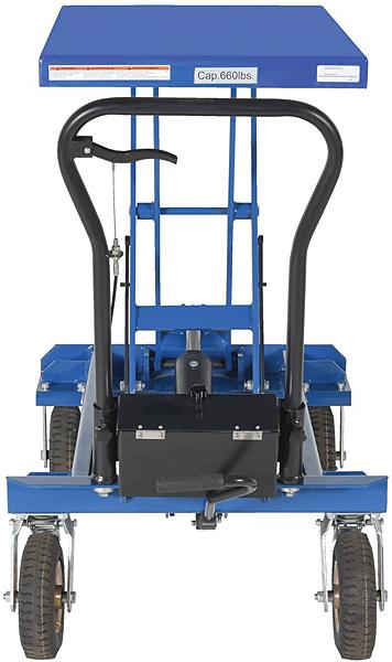 Vestil CART-PN-600 All Terrain Lift Cart