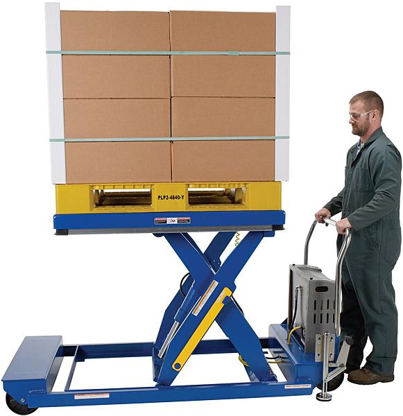 Vestil PST-1 Portable Lift Table