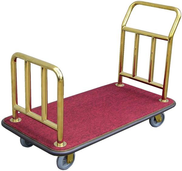 Vestil DELUXE-C Platform Cart