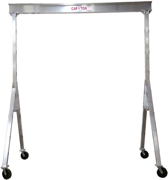 ALL LIFT AG2-809 Aluminum Gantry Crane