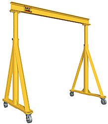 ALL LIFT FG2-812 Fixed Height Steel Gantry Crane