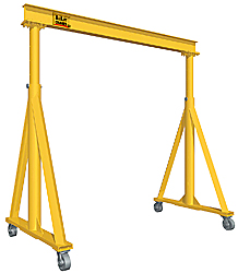 ALL LIFT FG7.5-1010 Fixed Height Steel Gantry Crane