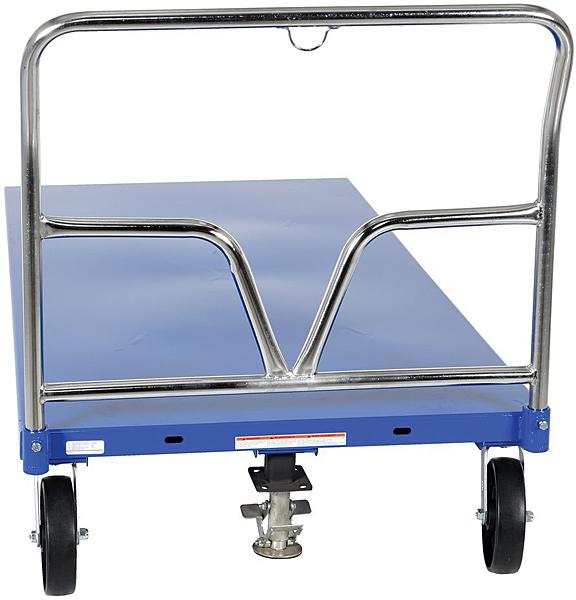 Vestil SPT-2472 Steel Platform Cart