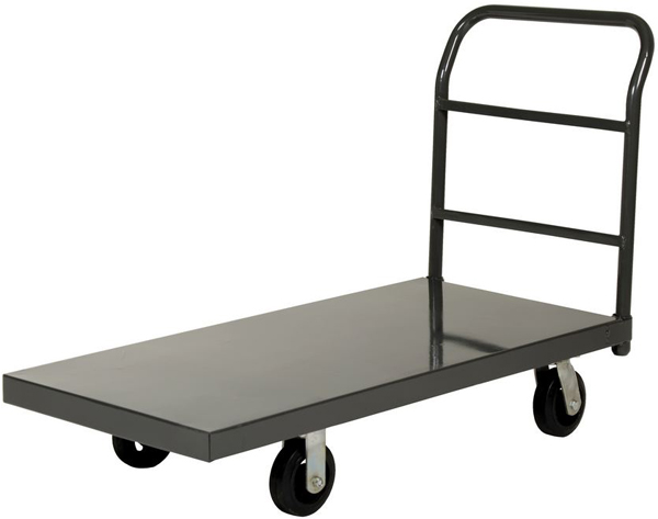 Vestil ECSPT-2460 Steel Platform Cart