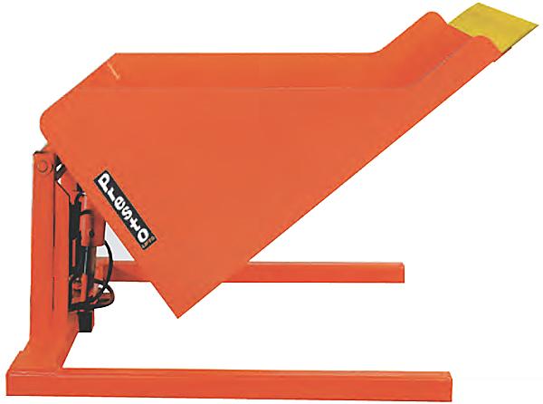 Presto ZRT50-40 Floor Level Container Tilter