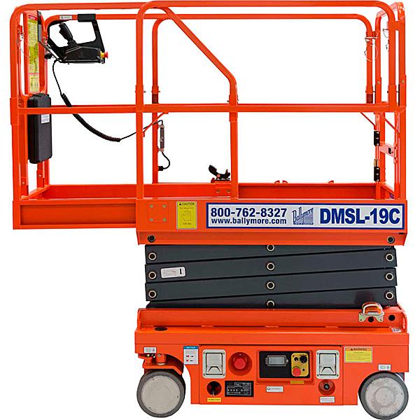 Ballymore DMSL-19C Scissor Lift