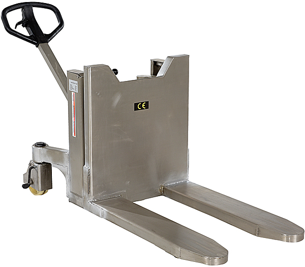Vestil TM-22-M-SS Stainless Steel Manual Tilt Master