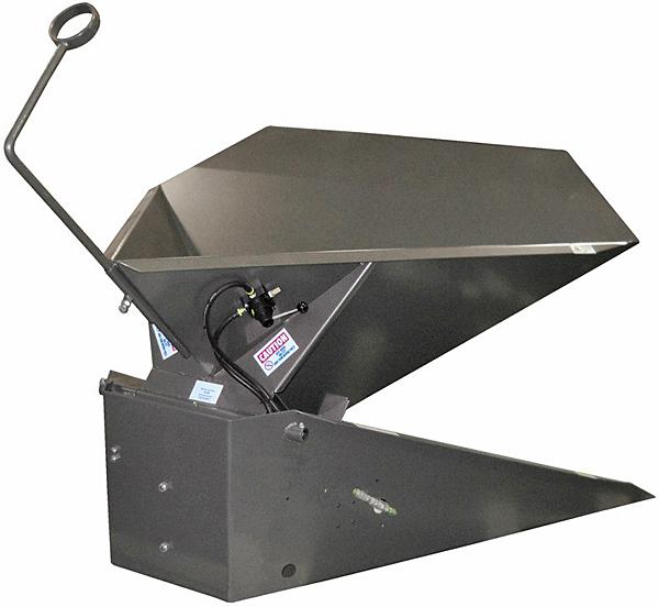 Vestil AIR-THL Air Powered Corner Tilter
