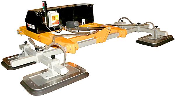 Aardwolf FMVLA Fork Mounted Vacuum Lifter