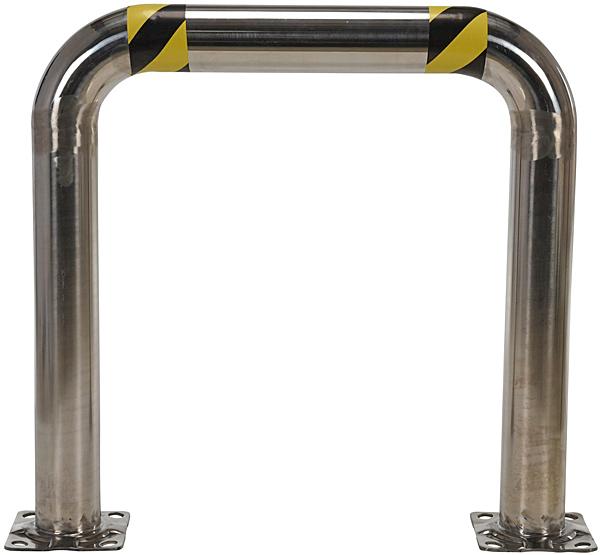 Vestil HPRO-SS-36-36-4 Stainless Steel Rack Guard