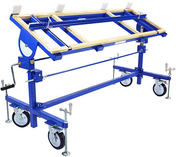 Aardwolf AHWT600 Adjustable Height Work Table