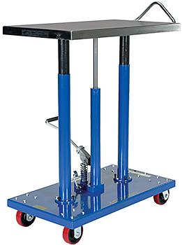 Vestil HT-10-2036A Manual Hydraulic Post Table