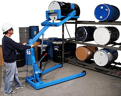 Morse 405 Drum Racker (manual model shown)