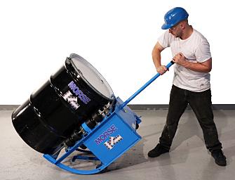 Morse Portable Drum Roller