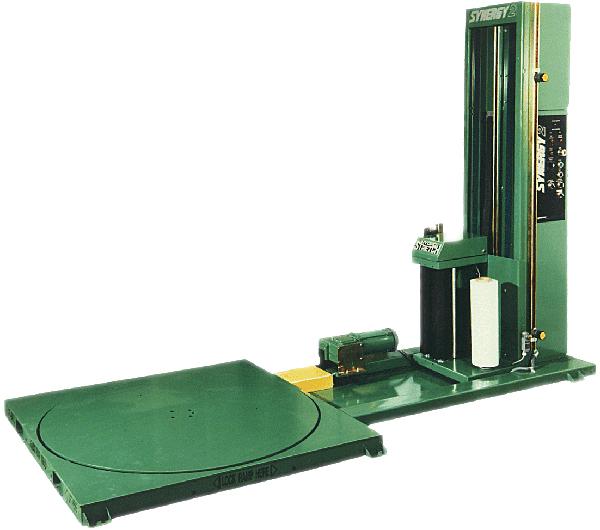 Highlight SYNERGY-2-LP Low Profile Stretch Wrap Machine