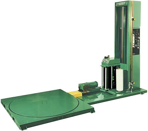 Highlight SYNERGY-3-LP Low Profile Stretch Wrap Machine