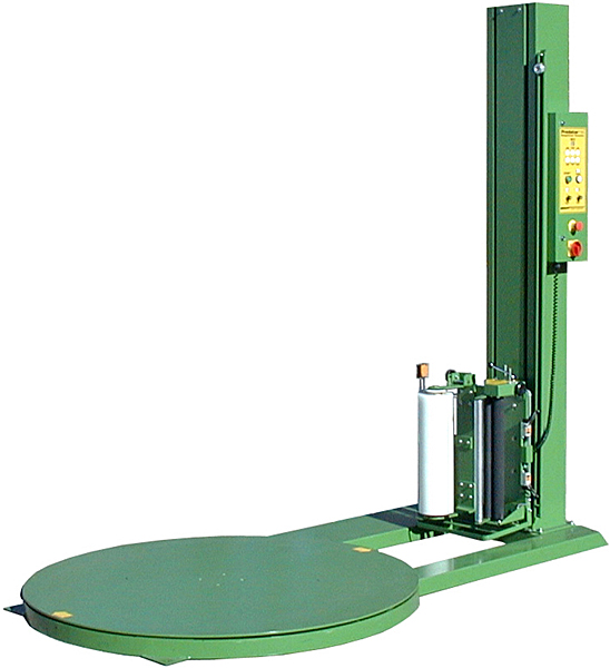 Highlight PREDATOR-SS-LP Low Profile Stretch Wrap Machine