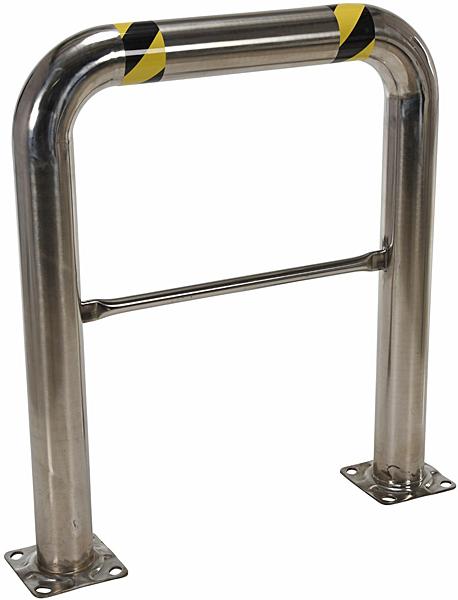 Vestil HPRO-SS-36-42-4 Stainless Steel Rack Guard