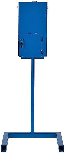 Vestil CM-1 shown with Optional Stand CM-T