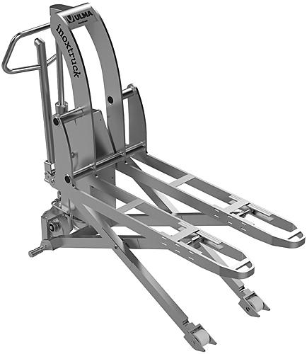 Ulma ULM-HTL-2149-20 Stainless Steel High Lift Pallet Jack
