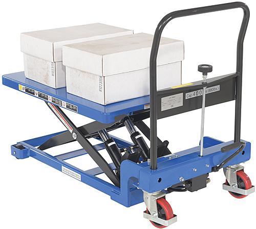 Vestil CART-900-LP-AS Low Profile Lift Cart