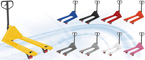 Color Options for PM5-2748 Pallet Truck