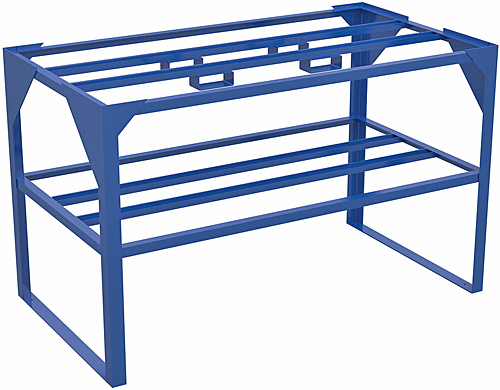 Vestil PCD-92D Double Level Pallet Cargo Decker