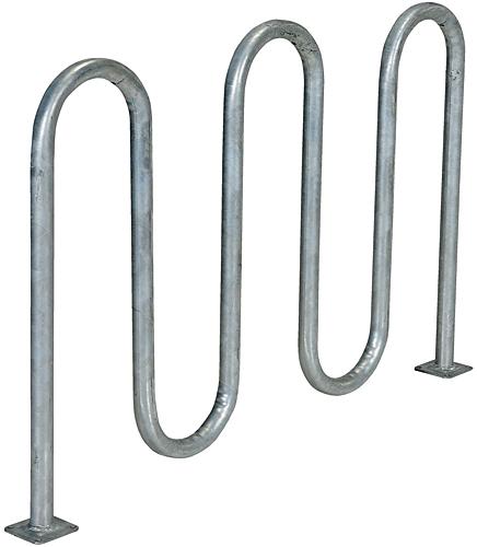 BR-L3-GAL Bicycle Rack