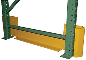 Vestil Pallet Rack End Guard