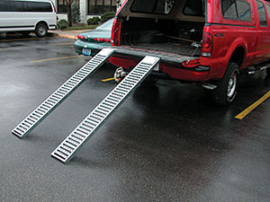 Vestil RAMP-72 Steel Pick-Up/Van Ramps