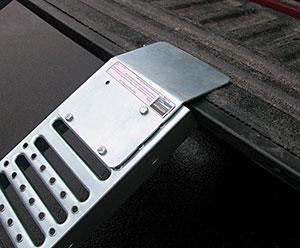 Vestil RAMP-96 Steel Pick-Up/Van Ramp