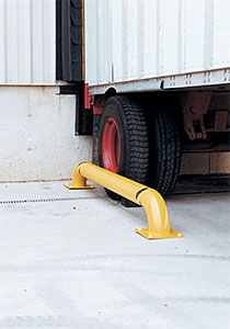 Vestil SWAC Wheel Alignment Curbs
