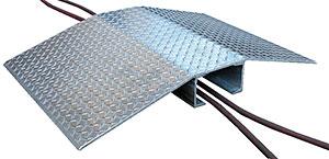 Vestil FHCR Aluminum Hose & Cable Bridges