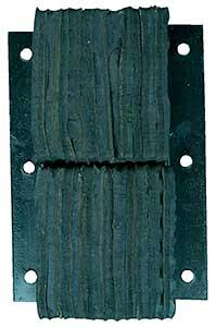 Vestil Vertical Dock Bumpers 11W x 4.5D  V-1120-4.5